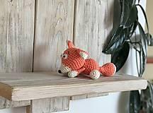 Hračky - Malá líštička 2 - 13010624_