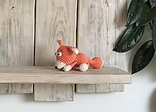 Hračky - Malá líštička 2 - 13010626_