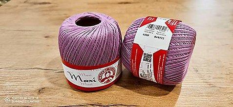 Galantéria - Maxi (6309 - fialová) - 13011240_