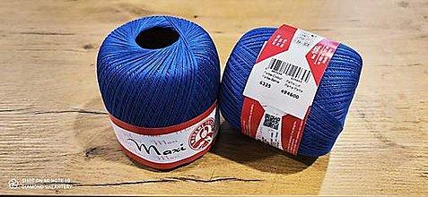 Galantéria - Maxi (6335 - modrá) - 13011282_
