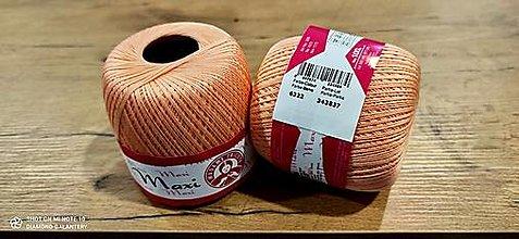 Galantéria - Maxi (6322 - ružovo - broskyňová) - 13011283_