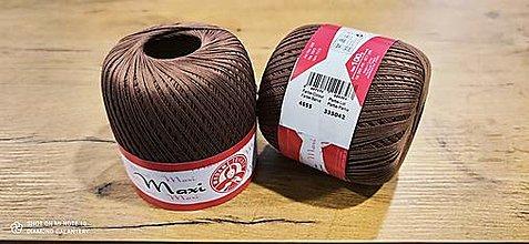 Galantéria - Maxi (4655 - čokoládová) - 13011287_
