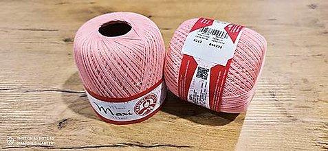 Galantéria - Maxi (6313 - svetlá ružová) - 13011298_