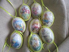 Dekorácie - Veľkonočné vajíčka - 13013586_