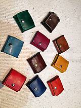 Peňaženky - peňaženka na mince - 13010507_