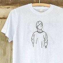 Tričká - Louis Tomlinson - tričko - 13014353_