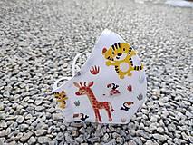 Rúška - Rúško - detské - 13012935_