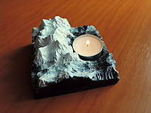 Svietidlá a sviečky - Svietnik HORY malý - 13015080_