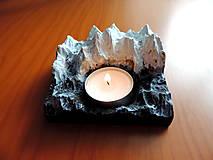 Svietidlá a sviečky - Svietnik HORY malý - 13015083_