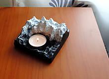 Svietidlá a sviečky - Svietnik HORY malý - 13015088_