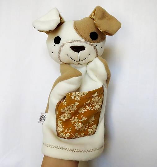 Maňuška psík - Havko pehavý od Horčicového záhonu