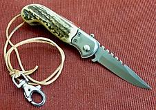 Nože - Junior - skautský skladací nôž - 13018573_