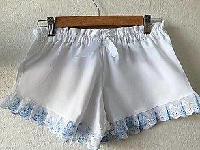Pyžamy a župany - Kraťasky na spanie-madeira - 13016565_