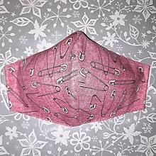 Rúška - Dámske rúško - 13023221_