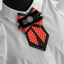 Odznaky/Brošne - Exkluzívna brošňa LILI - 13020767_