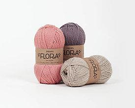 Galantéria - Priadza DROPS Flora - 13022703_