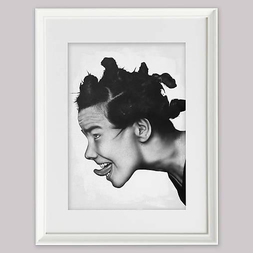 Björk grafika