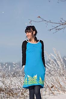 Šaty - Šaty ,,Jemnosti kapradiny,, - 13021224_