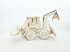 Hračky - Traktor EQUUS - 13022223_