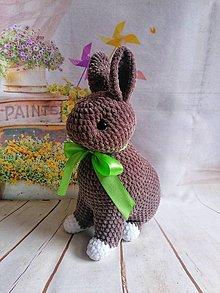 Hračky - Veľkonočný zajačik - 13026298_