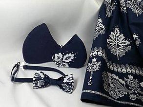 Sukne - Set ,rúška ,motýlik,sukňa - 13025079_