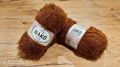 Galantéria - Nako Paris (5520 - škoricová) - 13026328_