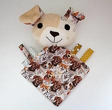 Hračky - Mojkáčik psík - Havino z Malého Havkova - 13026684_