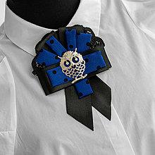 Odznaky/Brošne - Exkluzívna brošňa ELIZABETH - 13028582_