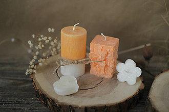 Svietidlá a sviečky - Žiarivá darčeková krabička - Vo svete víl - 13025130_