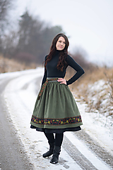 Sukne - sukňa Lesana - 13027294_