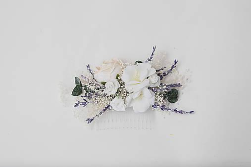 """Kvetinový hrebienok """"ráno vonia tebou"""" I."""