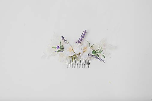 """Kvetinový hrebienok """"ráno vonia tebou"""" II."""