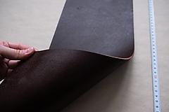 Suroviny - Zbytková hladenica tmavohnedá 2–2,5 mm - 13025336_