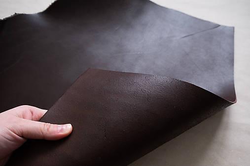 Zbytková hladenica tmavohnedá 3 mm (väčšie kusy)