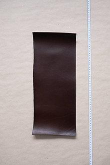 Suroviny - Zbytková hladenica tmavohnedá 2–2,5 mm (kus č. 5) - 13025280_