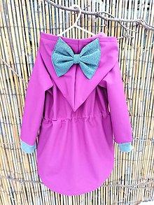 Detské oblečenie - Softshelovy kabatik - 13028557_