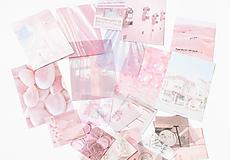 """Papier - Set kreatívnych háročkov """"Pinky"""" - 13025559_"""