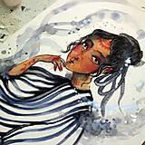 Kresby - Tvoje listy/ originál - 13029467_