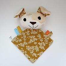 Hračky - Mojkáčik psík - Havko od Horčicového záhona - 13029269_