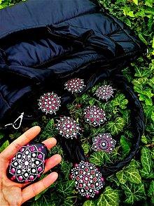 Kabelky - MANDALKY DO KABELKY❤️talizman pre šťastie pre každého,šup do kabelky a nosiť so sebou :-) - 13030154_