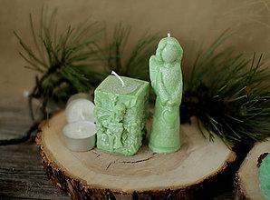 Svietidlá a sviečky - Žiarivá darčeková krabička - Vo svete víl - 13033916_