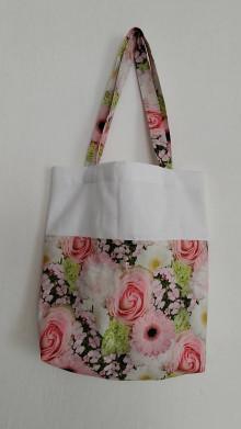 Nákupné tašky - nákupná taška - nežná duša - 13036162_