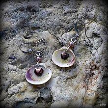 Náušnice - More a láska - 13036152_