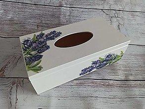 Krabičky - Krabička na vreckovky - 13035404_