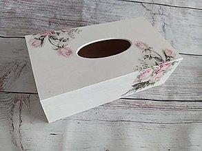 Krabičky - Krabička na vreckovky - 13035415_