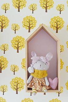 Hračky - zajka - 13035504_