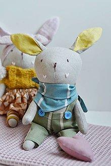 Hračky - zajko - 13035929_