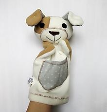 Hračky - Maňuška psík - Havko zo Sivého Srdiečkova - 13036382_
