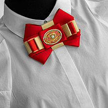 Odznaky/Brošne - Exkluzívna brošňa EMILY - 13036942_
