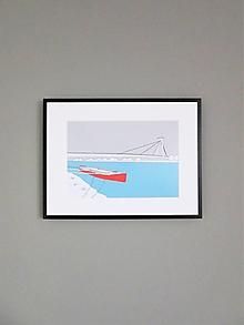 Grafika - Most SNP (print) - 13036420_
